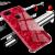 SPL-LIKvivox 20携帯ケースvivox 20 plusガラスケース天女貝殻全般に個性的な保護カバーガラス携帯ケース夢の赤VIVO X 20