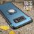 サムスンs 8の携帯電話のケースが薄くて、砂s 8 plusマグネットカバーが軽いなら、サムスンS 8 plus+携帯電話のアイデア保護カバーが個性的な男女のハードケースS 8 plus/S 8+【アテネ黒】