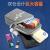 【翌日達】フィオランニングアームバッグ男女小米8/9携帯ケーススポーツアップルiPhone 8 plus/XSMAX/XR/ファーウェイファッショングレー