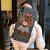 畅动アップルX/XS/XR携帯ケースiPhone XsMax女性モデル潮男Xr携帯ケース新型アンチドロップカートゥーン保護カバーx/xs刺繍熊ナツメ赤+ストラップ+スチールフィルム