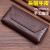 簡高iPhonexs max携帯ケースi 9 x保護カバー豪華ワニ柄本革カスタム全バッグ投げ防止携帯財布カバーアップルxs皮套黒小ワニ模様-アップルxs max