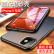 瓦力(VALLEA)アップル11携帯ケースiPhone 11保護カバー極薄スクラブ防塵カバーシリコン軟辺防弾ガラスゴム半透明ハードケース6.1インチブラック