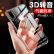 古六アップルX/XS携帯ケースiPhone/XS保護カバー拡声エアバッグ防音カバーソフトケース全カバー男女タイプ-全透明