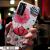 畅动ファーウェイp 30 pro携帯ケースp 40女性用保護カバー浮彫掛縄シリコン柔殻潮流創意男性防墜落女史p 40 pro【カササギ登梅】