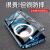 ちぃ銘アップル12携帯ケースiPhone 12 promax保護カバーmini万磁性王両面ガラスネット紅創意男女款アップル12【黒鉛色】レンズ全包全面防護